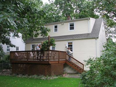 Gornell's New House