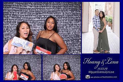 Lena & Hoang Wedding - November 23, 2019