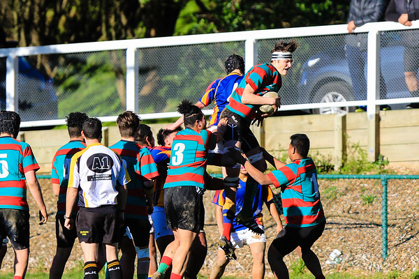 Tawa College v Onslow College - 26 July 2017