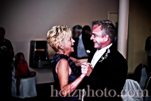 JoBeth and John's Creative Wedding Photos