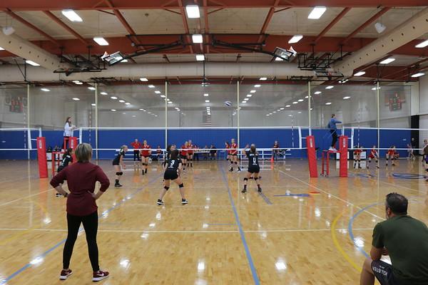 Ellie's Volleyball 2018