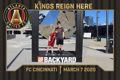 ATL United vs Cincinnati HDBY-3/7/20