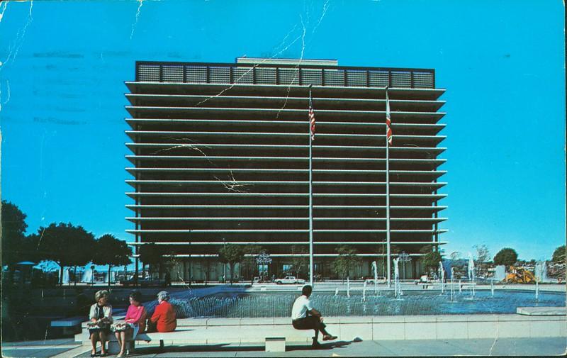 DWP Building