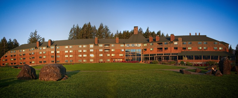 Skamania Lodge - 2019/04/25