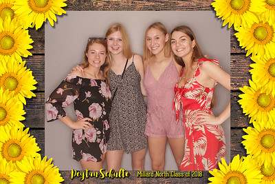 180526 Peytan Schulte Grad Party