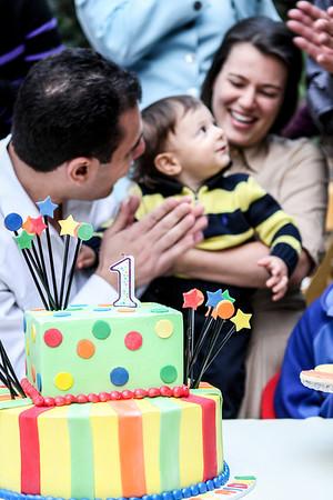 Aidan's 1st Birthday