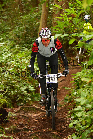Fort Ebey Mountain Bike Race - March 20, 2011