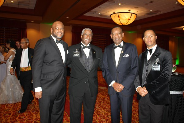 AKA PAO and the Tea Rose Foundation of NWA Celebrity Waiter Gala: Platinum Edition, The Best of the Best 11.3.18