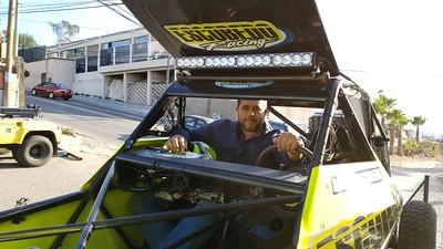 Repair radios in off road race vehicles