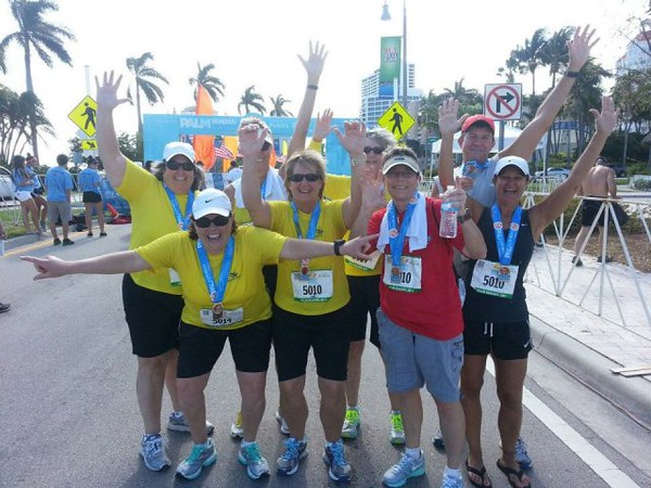 FIT at Palm Beach Marathon, Half Marathon and Relay! )