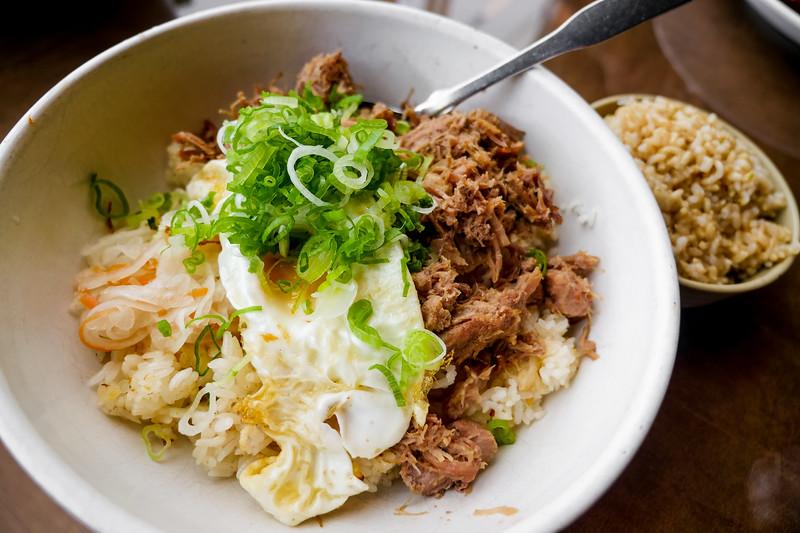 Filipino Rice Bowl