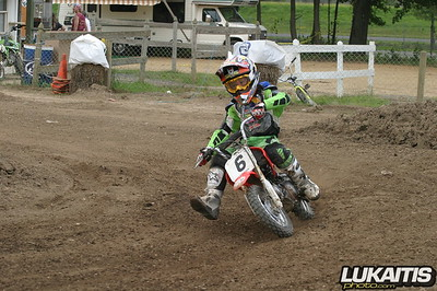 Freehold Honda Peewee and Youth Quad series 07/08/06