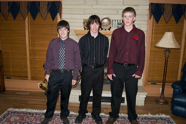 2008 Aaron Homecoming