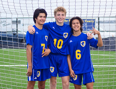 Richie, Jack, and Sean