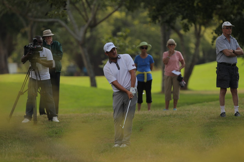 2018 Old Mutual Zimbabwe Open: Day 4