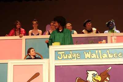 2014 - Goldilocks on Trial Cast A