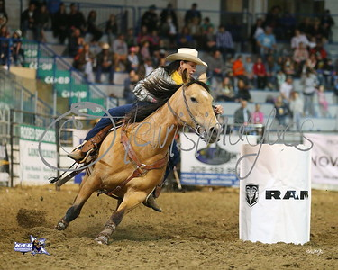 Kindersley Indoor Rodeo - Thursday 2015