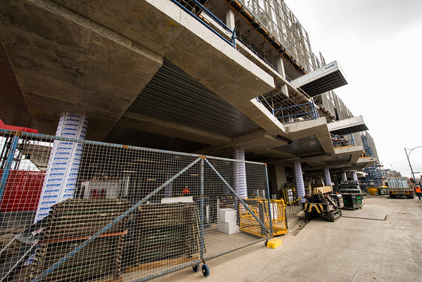 New Building - Thursday 13th August 2015
