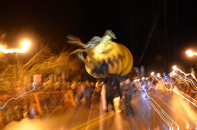 Douglas Nighttime Halloween Parade for Adults