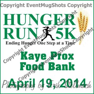 2014.04.19 Hunger Run 5k
