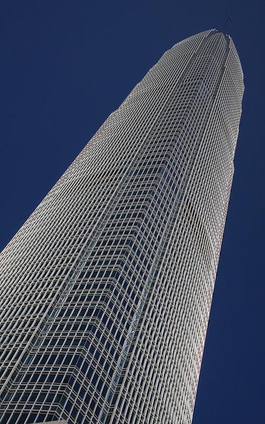 Into the Blue: IFC 2, Hong Kong, China