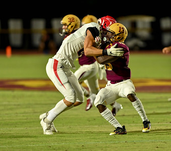 Mountain Pointe vs Brophy.