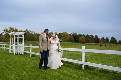 Heather & Josh 10/8/18 Wedding