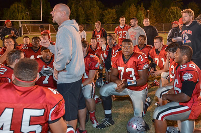 2013-09-27 BHS Football VS Garinger (Homecoming)