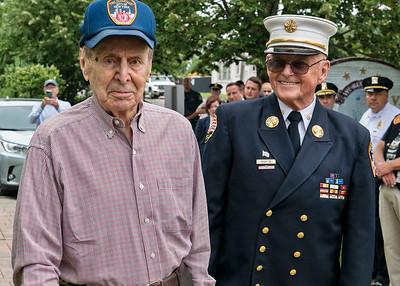 WWII Veteran's Ceremony