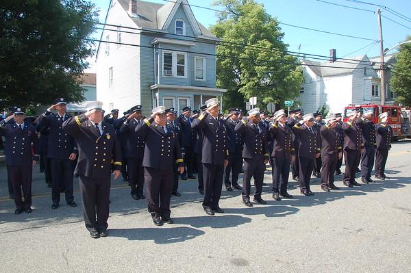 Paterson Annual Memorial Service