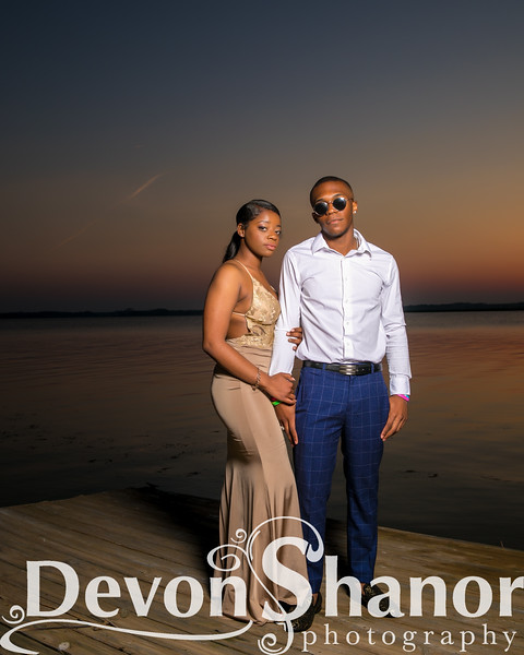Dontaye and Naya Prom