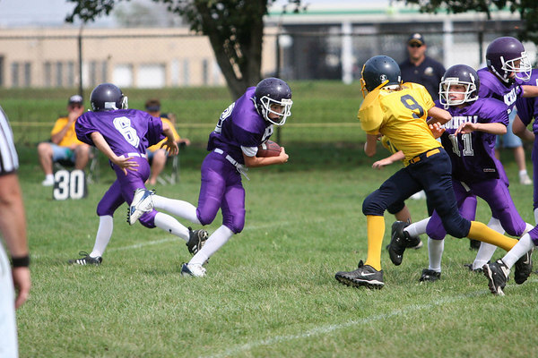 2006 RJT 7TH GRADE vs STERLING GOLD