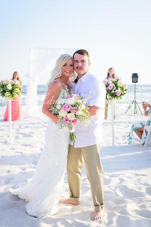 Mr. and Mrs. Weber.  Miss Ashlee's Oleander Retreat     Panama City Beach