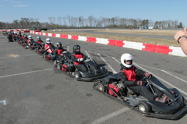F1 Karting at New Jersey Motorsports Park (2013)