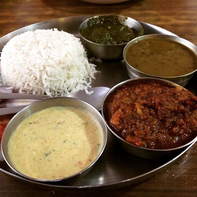 thali india