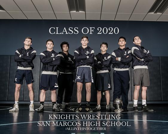 WRESTLING 2020