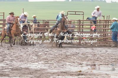 SLACK STEER WRESTLING 07-05-15