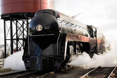 Strasburg Railroad Reunion of Steam