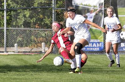 JHS Girls Soccer vs Bingham