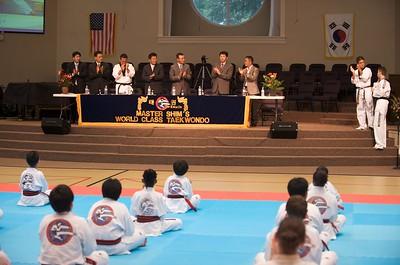 Black belt preliminaries