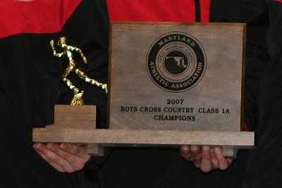 2007, Nov 10, Maryland State Championships (Glenelg Boys State Champions!)