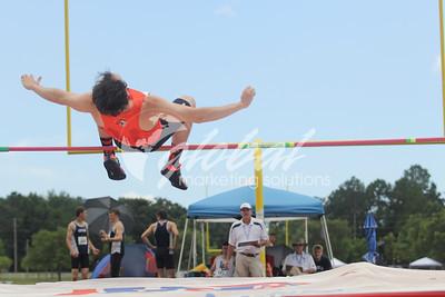 MEN'S DECATH - High Jump