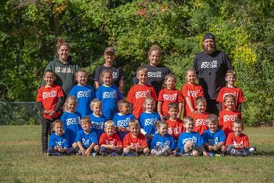 2020-09-19 Kindergarten-2 Soccer