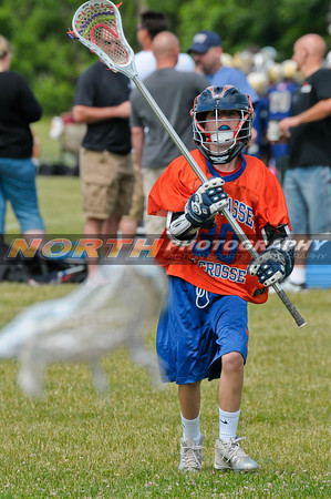 (5th Grade Boys) Doc's LAX vs. Manhasset Orange MW