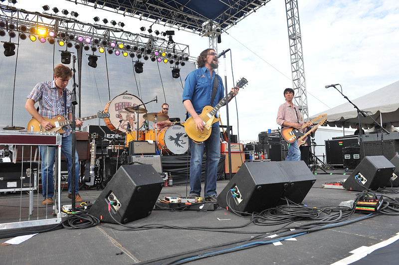 The Drive By Truckers.
