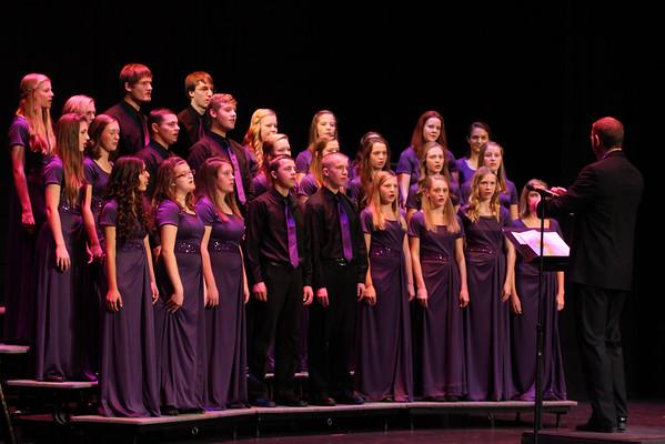 Band & Choir Concert - 10/29/2014 - KCHS