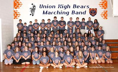 Union High Bears 2012