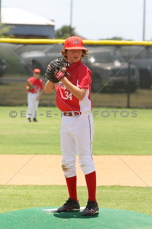 June 19, 2011  Austin Angels vs Tornados  11U
