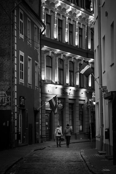 Old Town Riga, Latvia