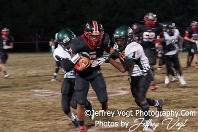 11-25-2011 Quince Orchard HS vs Flowers HS Varsity Football State Semi Finals, Photos by Jeffrey Vogt Photography